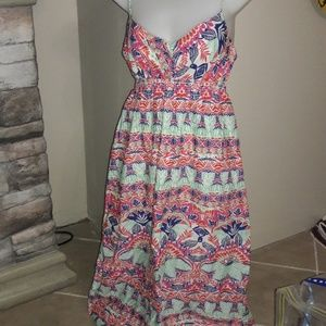 Womens sz M Aeropostale maxi dress NWT